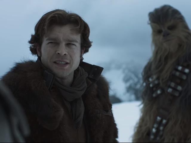Solo: Egy Star Wars történet előzetes
