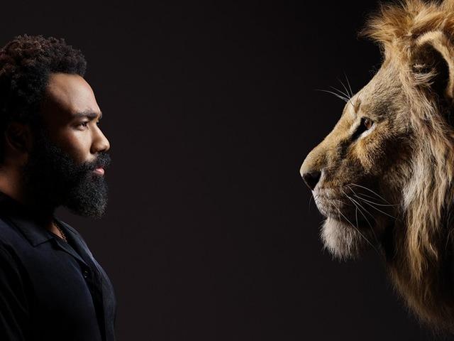 Az oroszlánkirály - portréfotók a színészekkel