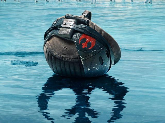 Star Wars: Zsivány Egyes / Rogue One poszterek