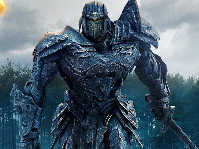 Transformers: Az utolsó lovag előzetes és plakátok