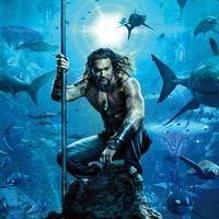 Aquaman poszter feldolgozások