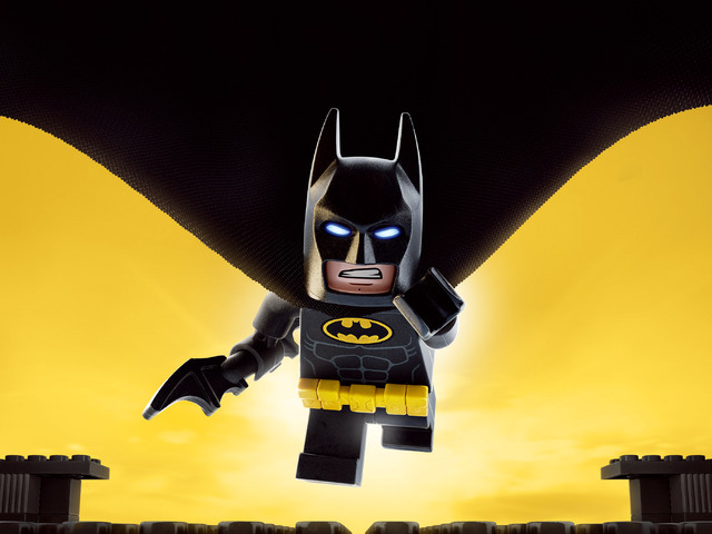 The Lego Batman Movie plakát