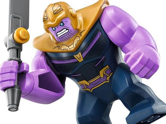 Bosszúállók: Végtelen háború Lego készletek