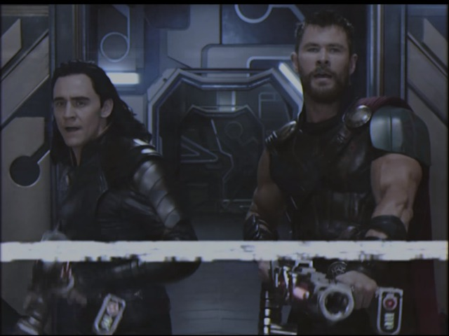 Thor: Ragnarök előzetes a 80-as évekből