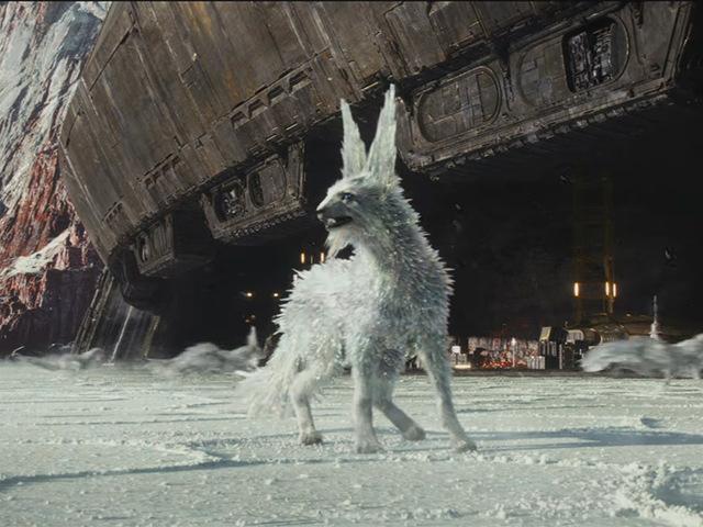 Az utolsó Jedik kristály rókája