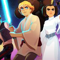 Galaxy of Adventures - előzetes és poszter