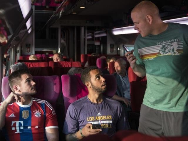 Vélekedés - A párizsi vonat
