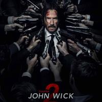 John Wick: Chapter 2 poszter