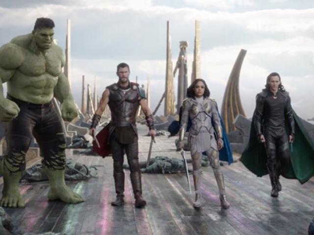Thor: Ragnarök előzetes és poszter