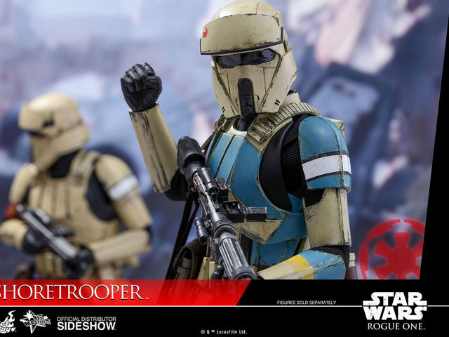 Shoretrooper figura a Hot Toys-tól