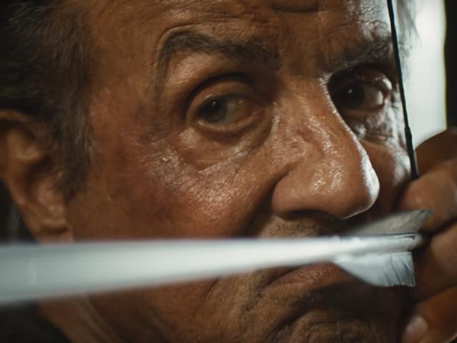 Rambo V - Utolsó vér előzetes és poszter