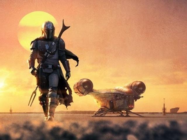 Star Wars: The Mandalorian - előzetes és poszter