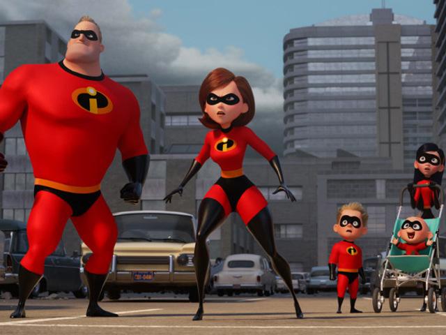 Vélekedés - A hihetetlen család 2.