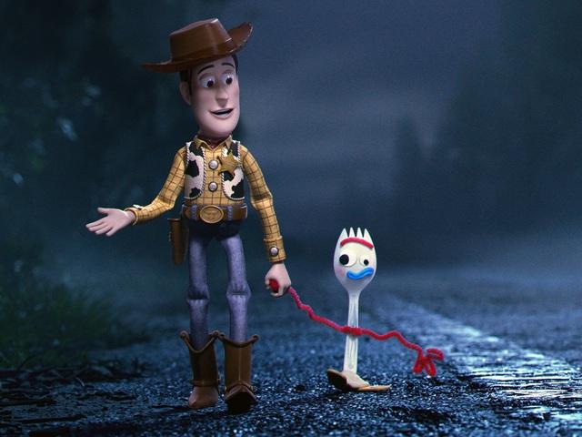Vélekedés - Toy Story 4