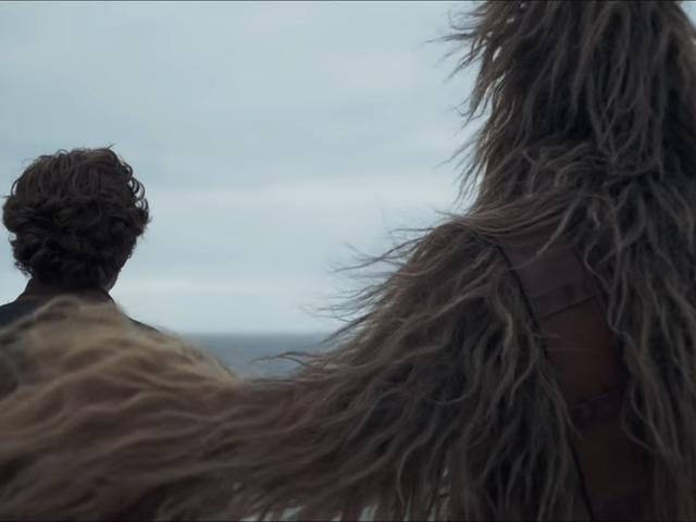 Solo: Egy Star Wars történet kedvcsináló