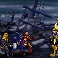 Bosszúállók: Végjáték - Végső összecsapás 16 bitesen