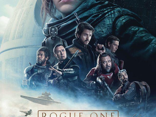 Star Wars Zsivány Egyes / Rogue One poszter