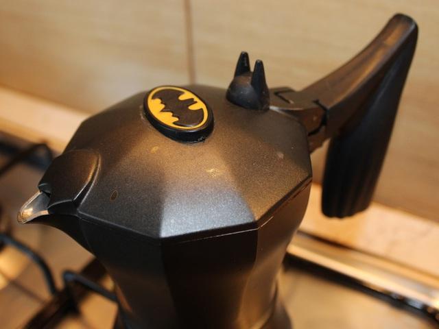 Batman kotyogós kávéfőző