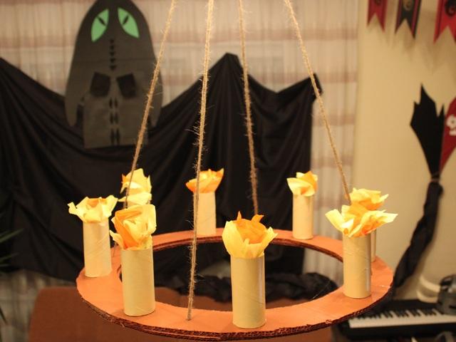 Csináld Magad - Így neveld a sárkányod születésnapi dekoráció