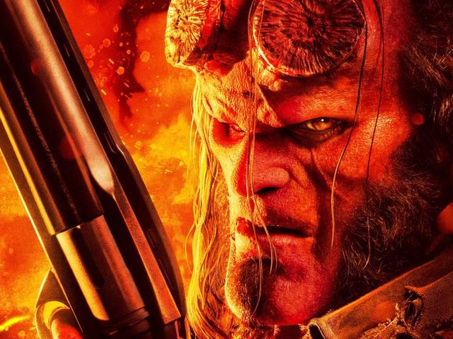 Hellboy - előzetes és poszterek