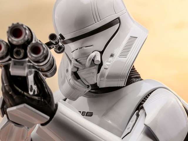 Star Wars: Skywalker kora - Jet Trooper figurák