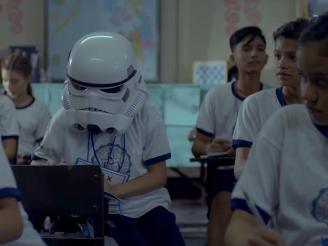 Star Wars kampány az elfogadásért