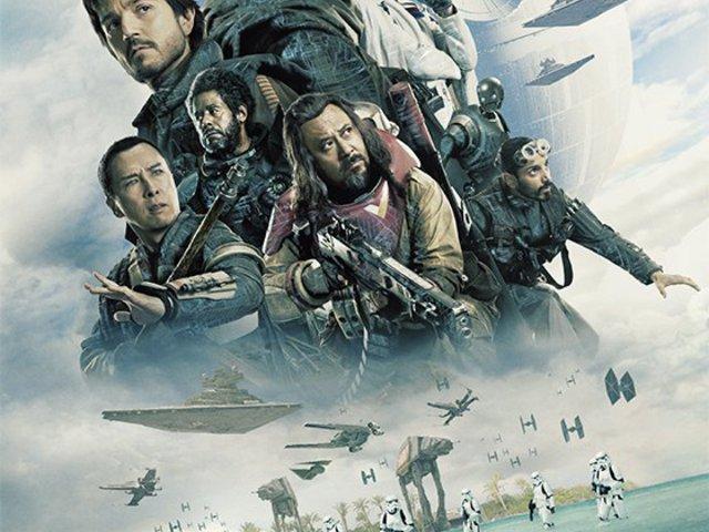 Star Wars Zsivány Egyes / Rogue One plakátok