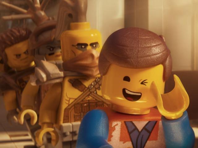 Vélekedés - A Lego-kaland 2