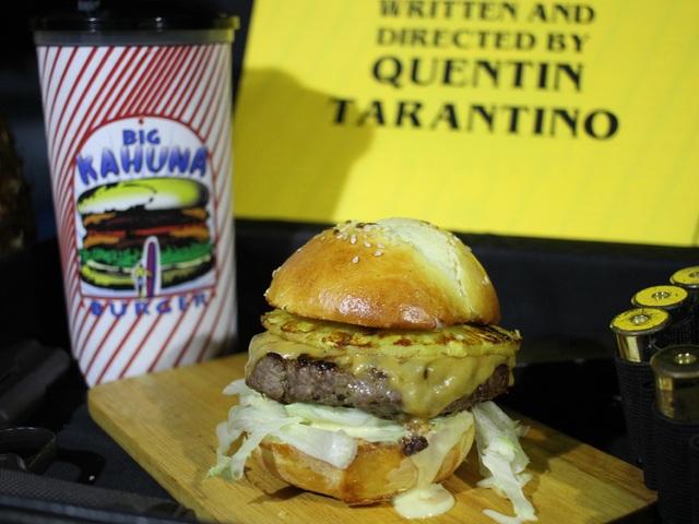Csináld magad - Big Kahuna Burger