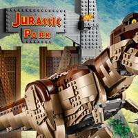 Jurassic Park - Gyűjtői Lego készlet