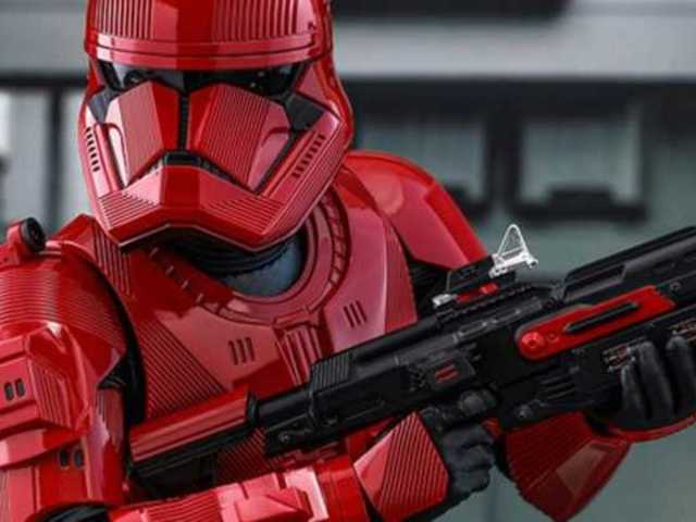 Star Wars: Skywalker kora - A Sith Trooper