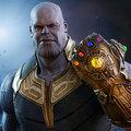 Thanos figura a Végtelen háború filmhez