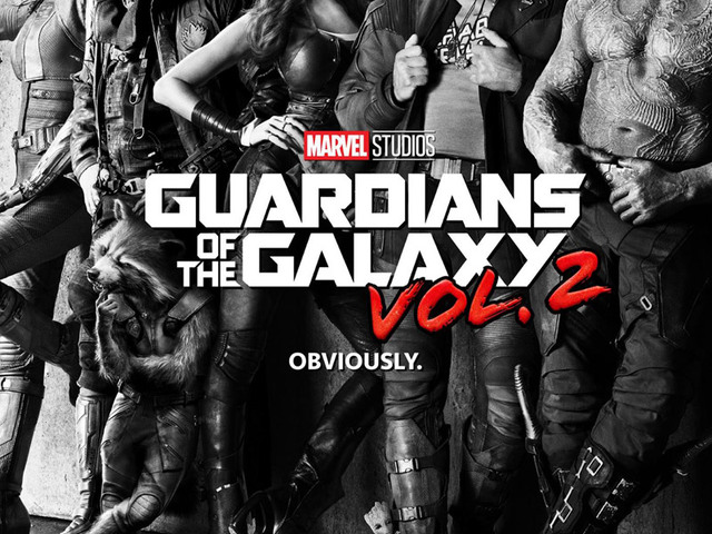 A galaxis őrzői 2. / Guardians of the Galaxy Vol. 2 poszter