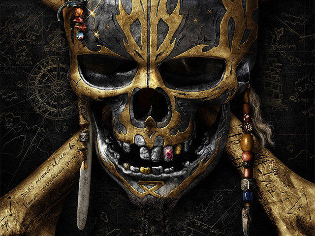 Pirates of the Caribbean: Dead Men Tell No Tales plakát