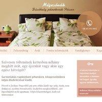 Búvóhely Pécsen! Lakás néhány órára kiadó Pécsen! (e-mail ajánlással)