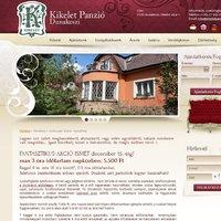Újabb Búvóhely Dunakeszin pár órára: Kikelet Panzió (e-mail ajánlással)