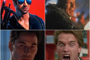 Stallone, Bruce, Keanu, Schwarzi kvízek! Mennyire vagytok fanok? Lássuk!