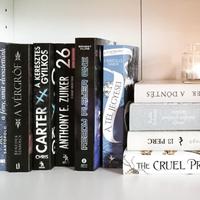 Új könyvek a polcomon | 2018/1