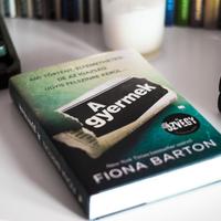 FIONA BARTON – A GYERMEK