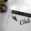 BOOK A SLOTH CLUB PRÓBA DOBOZ BONTOGATÁS