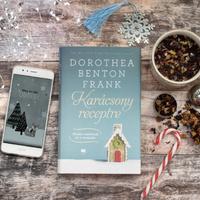 DOROTHEA BENTON FRANK – KARÁCSONY RECEPTRE