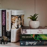 Új könyvek a polcomon | Május