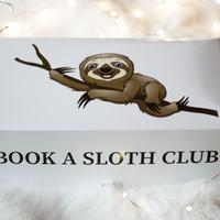 Book a Sloth Club | Mi volt a márciusi angol dobozban?