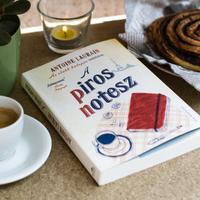 Antoine Laurain – A piros notesz
