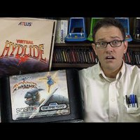 Angry Video Game Nerd - Super & Virtual Hydlide Magyar Felirat