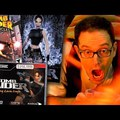 Angry Video Game Nerd - Tomb Raider Games Magyar Felirat