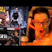 Angry Video Game Nerd - Tomb Raider Games Magyar Felirat