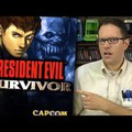 Angry Video Game Nerd - Resident Evil: Survivor Magyar Felirat