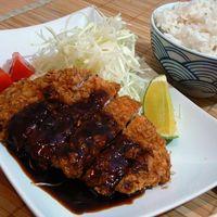 Tonkatsu- Japán rántott szelet