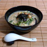 Zousui- Híg, zöldséges rizskása
